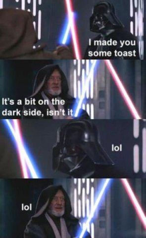 I Made You Some Toast