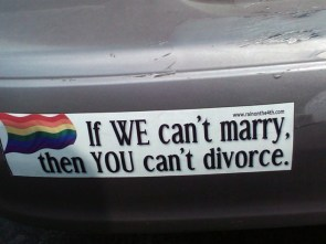 Can't Marry, Can't Divorce