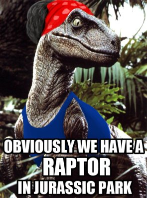 Obviously We Have A RAPTOR