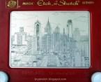Philadelphia Etch-A-Sketch