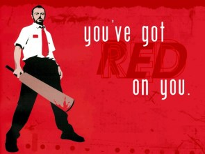 You've got RED On You Wallpaper