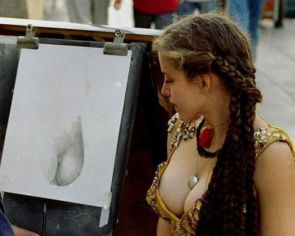 a very fine piece of artwork