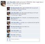 If Star Wars had Facebook