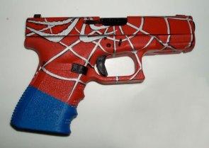 Spiderman Glock