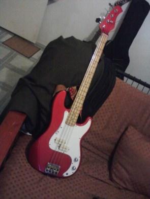 My Hondo bass