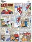 God-man vs. Science-Hero