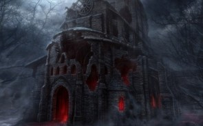 Haunted Houses Wallpapers