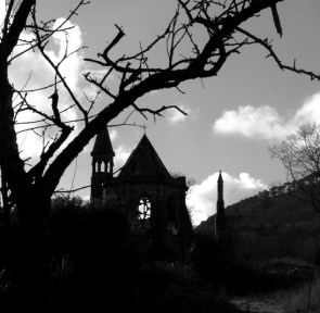Haunted Houses Wallpapers II
