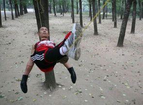 Line hammock