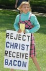 Reject Christ…