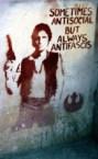 Han Solo Graffiti
