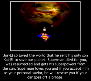 Super God!