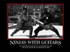 Ninjas With Guitars