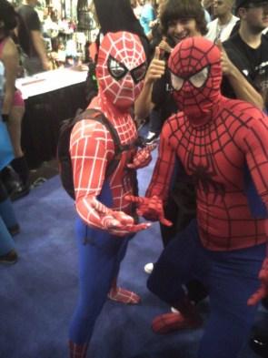 Comic Con NYC '05