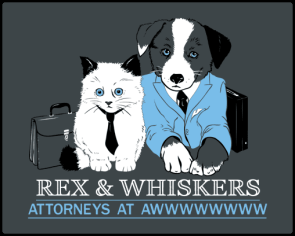 rex and wiskers