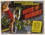 Vintage Halloween movie posters