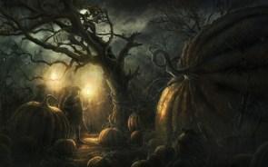 Mother Pumpkin Wallpaper