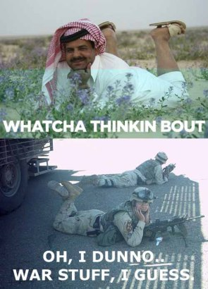 Whatcha Thinkin About?