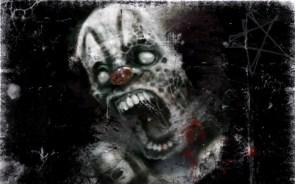 Hell Clown Wallpaper