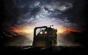 Halo: Reach Forklift Wallpaper