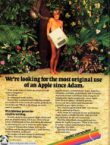 Adam Apple Ad