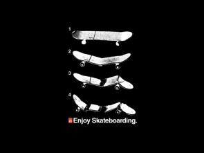 Enjoy Skateboarding Wallpaper