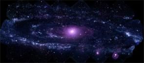 Ultraviolet Andromeda