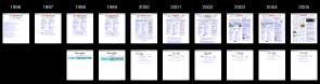 Yahoo vs. Google, 1996 – 2005