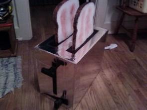 Toaster Costume