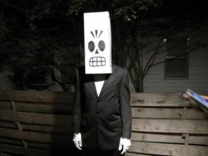 My Costume for Halloween
