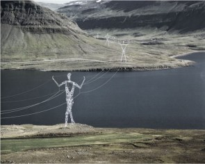 The Land of Giants: Design Proposal For Electricity Pilons.