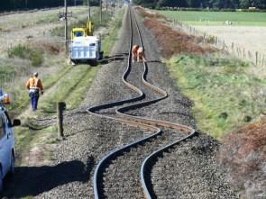 Drunken Railway Track Builders Results