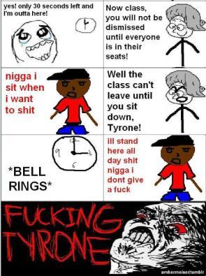 Fucking Tyrone