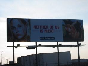 PETA Billboard 2