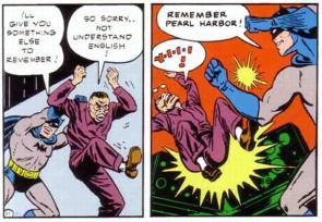 Batman Says – Remember Pearl Harbor!