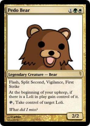 CCG – Pedobear