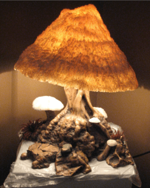awesome shroom lamp