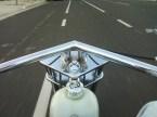 mini chopper ride shots + no fenders
