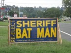 Sheriff BATMAN