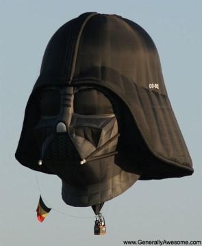 Vader Balloon