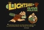 lightsaber glove