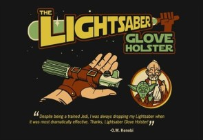 lightsaber glove
