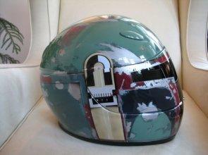Fett Helmet
