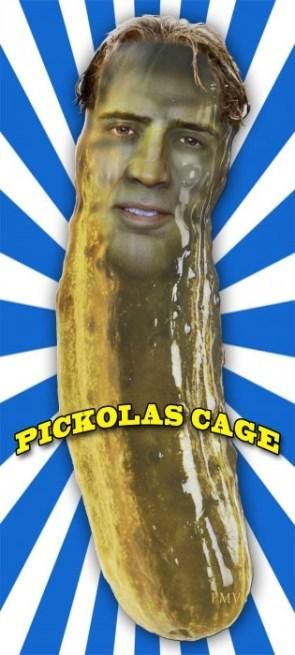 Pickolas Cage