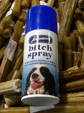 Bitch Spray