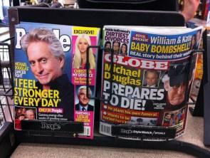 Michael Douglas's cancer
