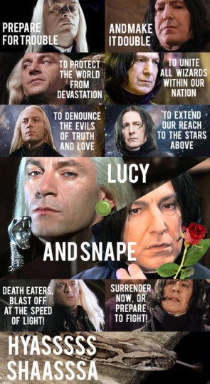 Team Death Eaters