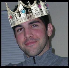 an king