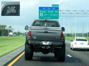 Lift Your Trucks