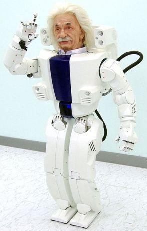 Einstein Robot
